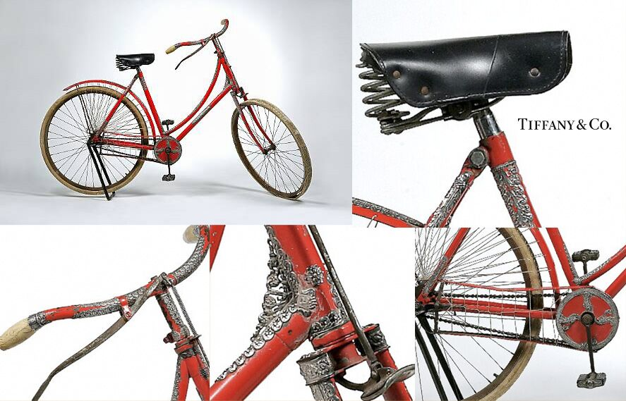 1 Silver Mounted Lady's Bicycle от Tiffany.jpg